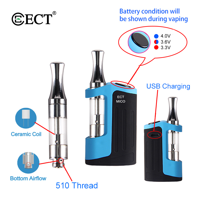 ECT Mico Kit with B1 Tank Components