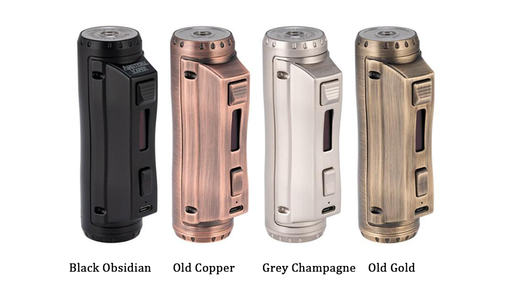 Ehpro Cold Steel 100 Box Mod All colors
