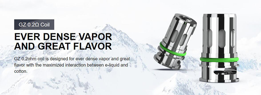 Eleaf GZ Coil 0.2ohm