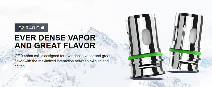 Eleaf GZ Coil 0.4ohm