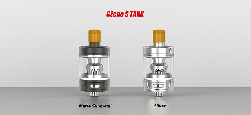 Eleaf GZeno S Tank Feature 2