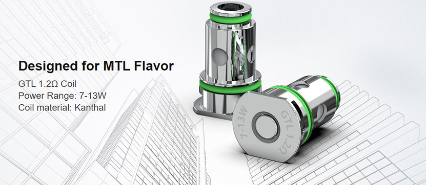 Eleaf Glass Pen Kit Feature 7