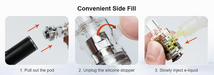 Eleaf Glass Pen Kit Feature 10