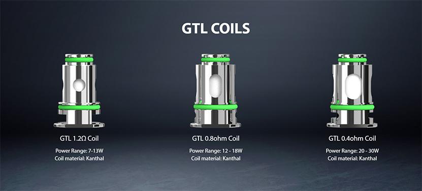 iJust 3 with GTL Pod Tank Kit Feature 7