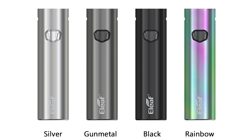 Eleaf iJust AIO Battery Colors
