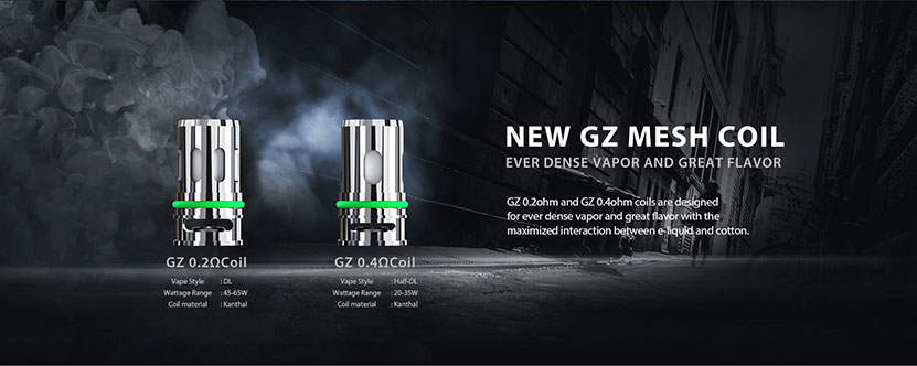 iStick P100 Kit GZ Mesh Coil