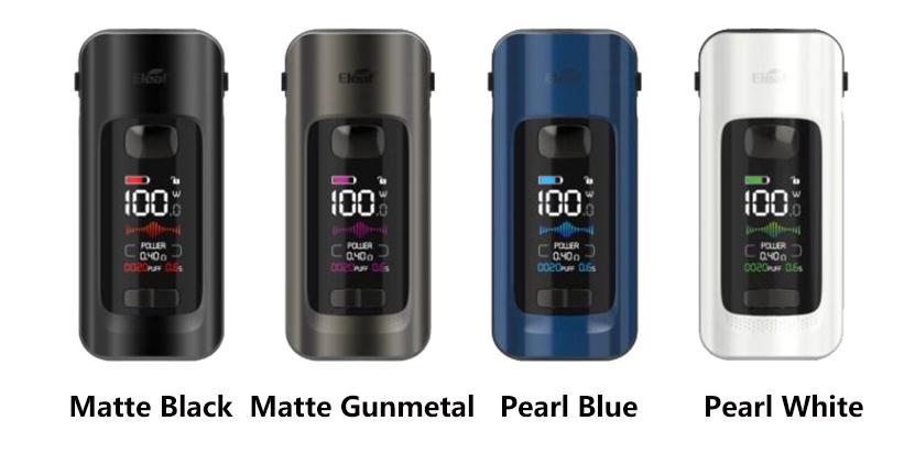 Eleaf iStick P100 Mod Full Colors
