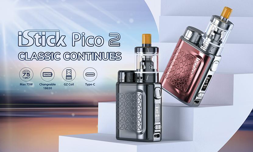 Eleaf iStick Pico 2 Kit Features