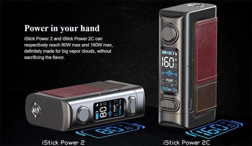 Eleaf iStick Power 2C Kit 160W