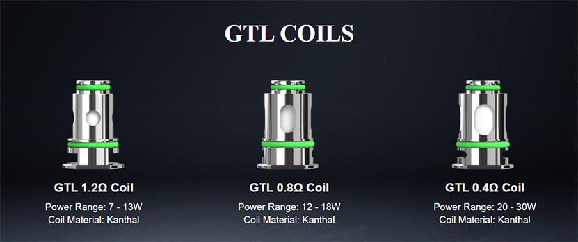 Eleaf iStick Power 2C Kit coil