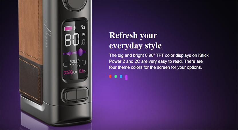 Eleaf iStick Power 2C Kit mod