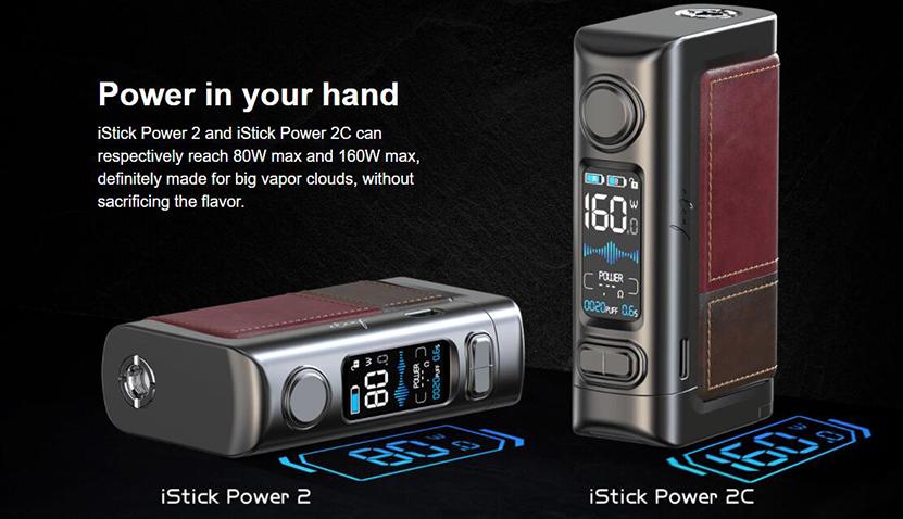 Eleaf iStick Power 2 Mod Feature 6