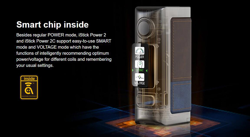 Eleaf iStick Power 2 Mod Feature 9