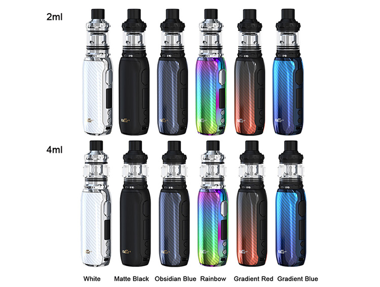 Eleaf iStick Rim C Kit Colors