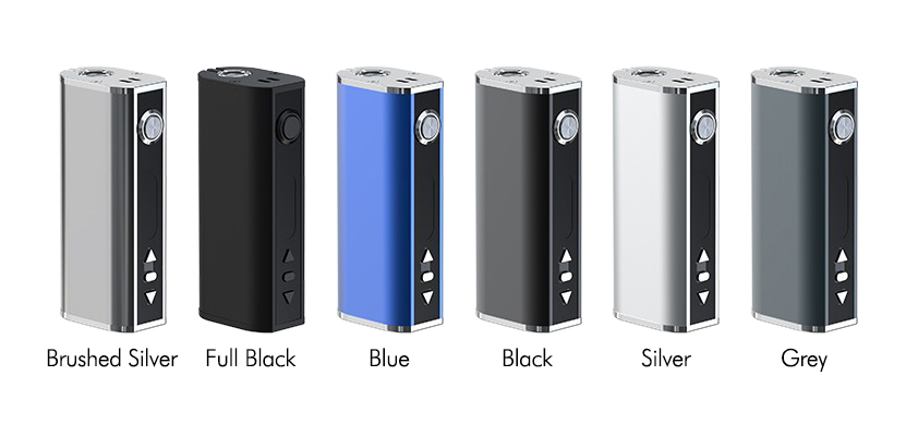 iStick TC 40W Battery Colors