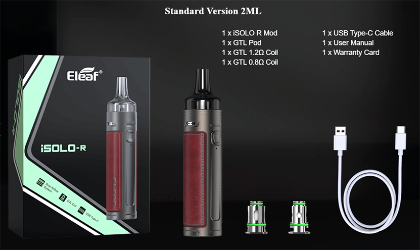 iSolo R Kit feature14