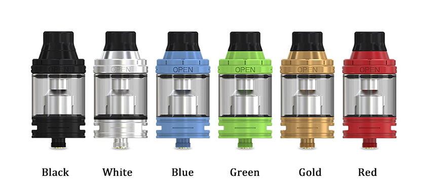Eleaf ELLO Tank Colors