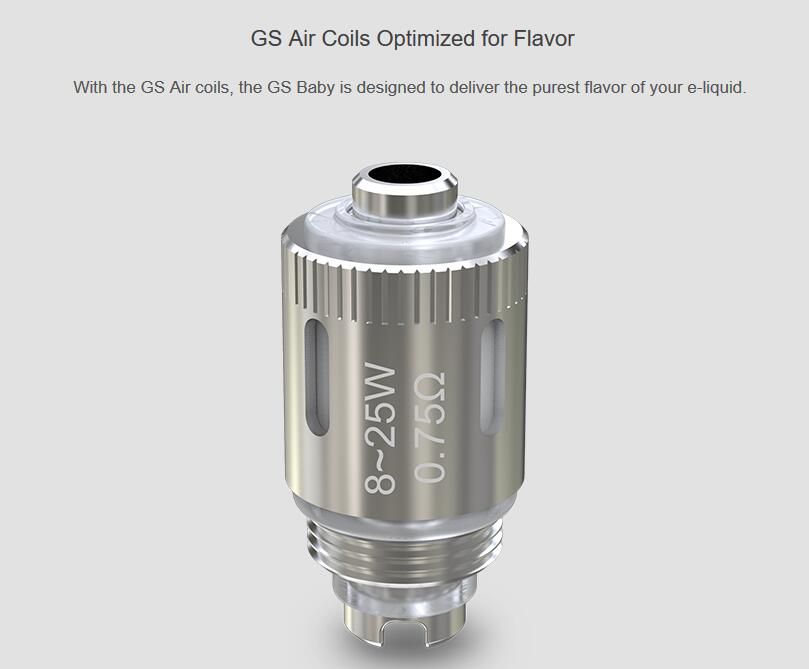 Eleaf GS Baby Tank Features 3