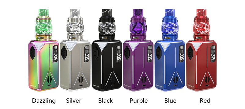 Eleaf Lexicon Kit All Colors
