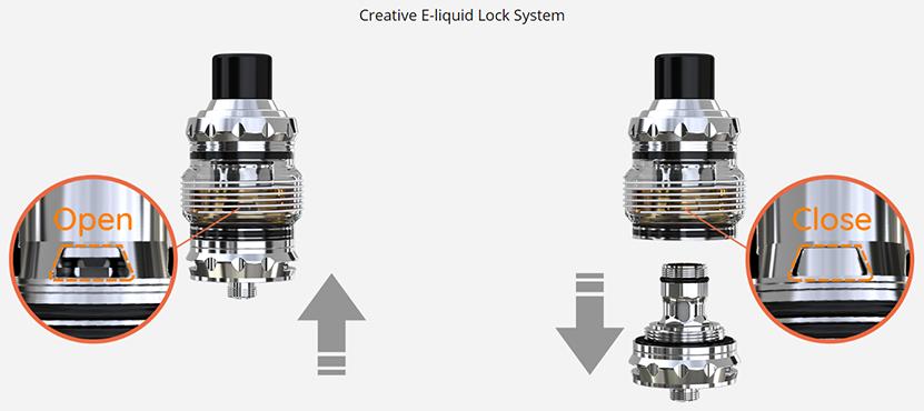 Eleaf MELO 5 Vape Tank Features 04
