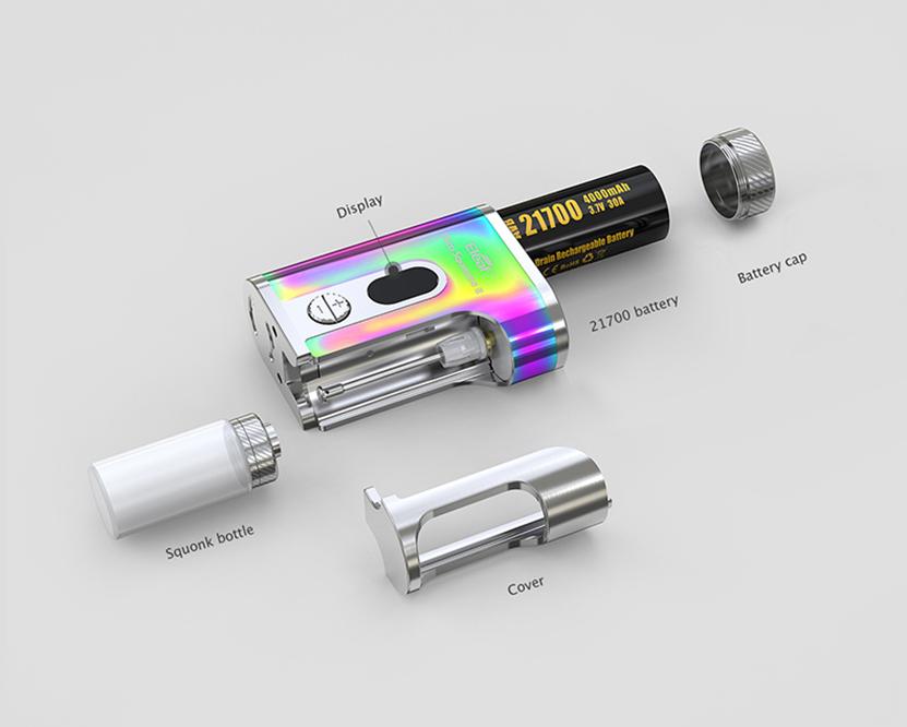 Eleaf Pico Squeeze 2 100W Squonk Mod Component