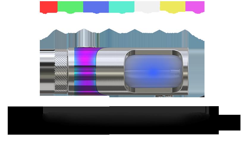 Eleaf Pico Squeeze 2 100W Squonk Mod LED