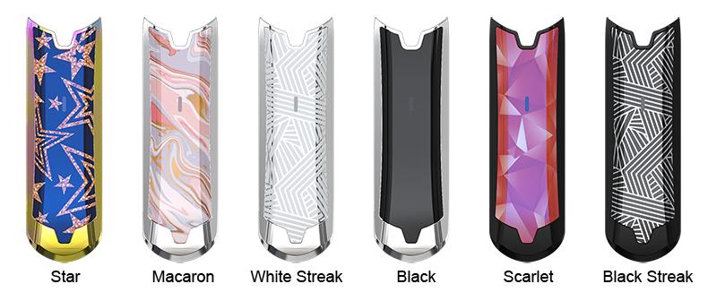 Eleaf Tance Battery Colors
