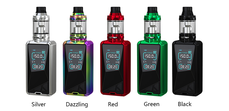 Eleaf Tessera Kit Colors