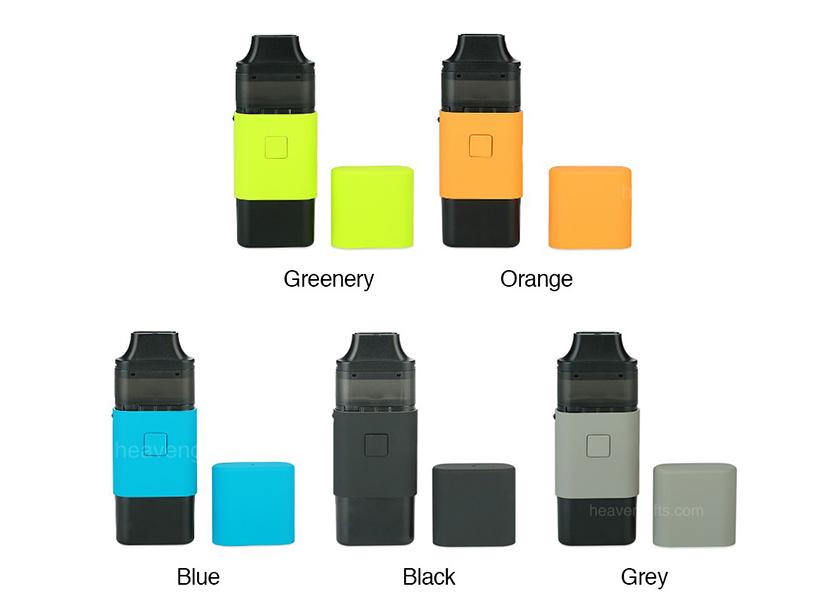 Eleaf iCard Kit Colors