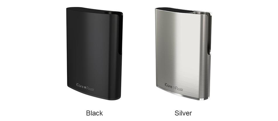 Eleaf iCare Flask Battery Colors