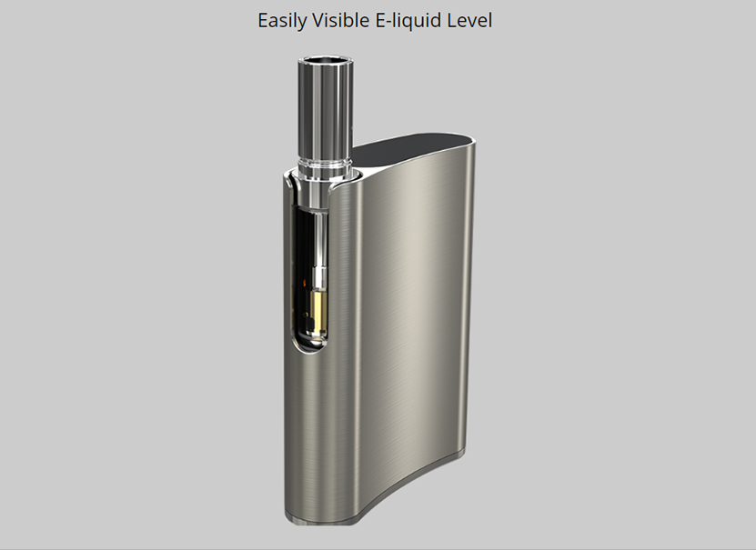 Eleaf iCare Flask Kit Features 06