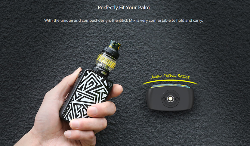 Eleaf iStick Mix Kit Features 09