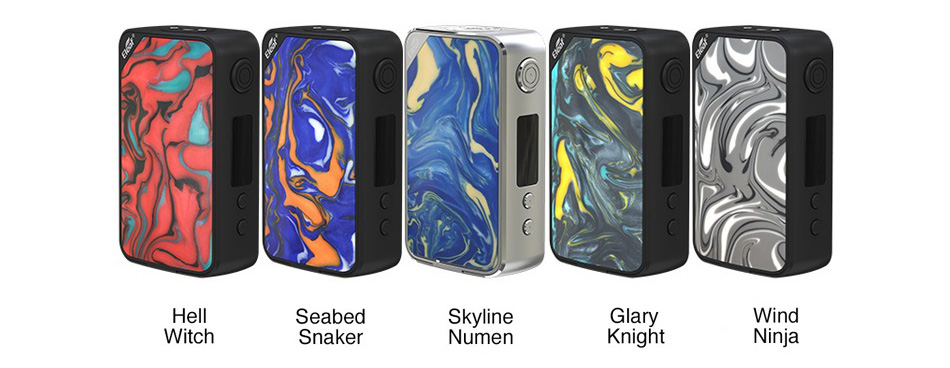 Eleaf iStick Mix Mod Colors