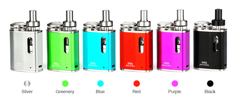 Eleaf iStick Pico Baby Kit All Color