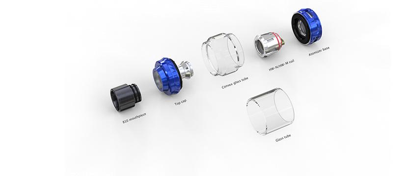 Eleaf iStick Pico S Kit Components