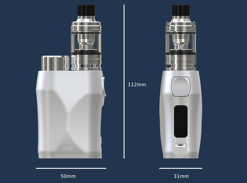Eleaf iStick Pico X Kit Features 1