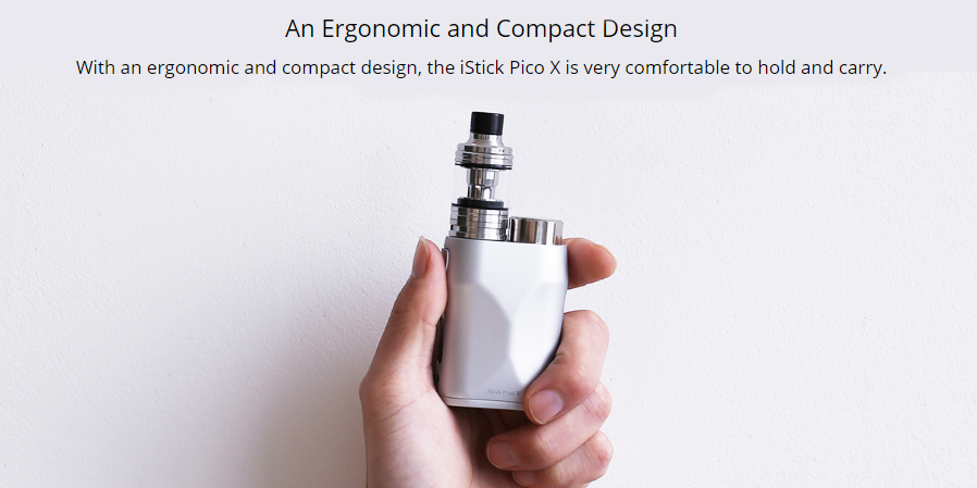 Eleaf iStick Pico X Kit Features 5