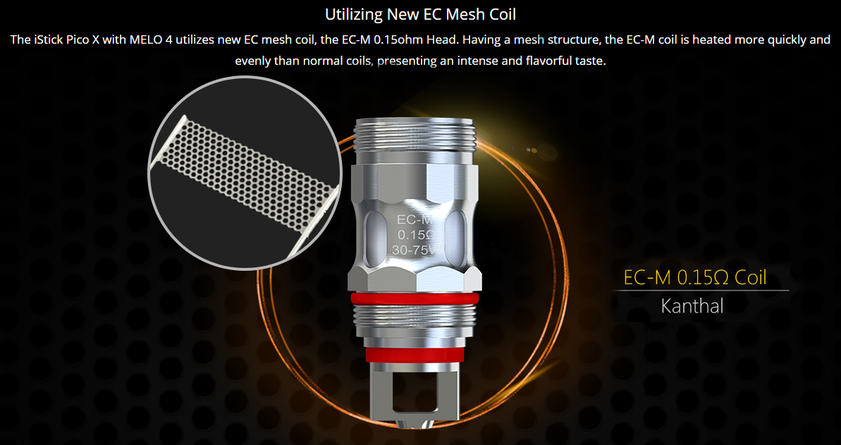 Eleaf iStick Pico X Kit Features 6