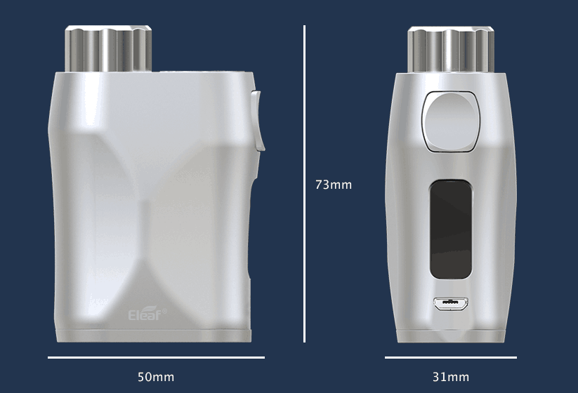 Eleaf iStick Pico X Mod Features 1