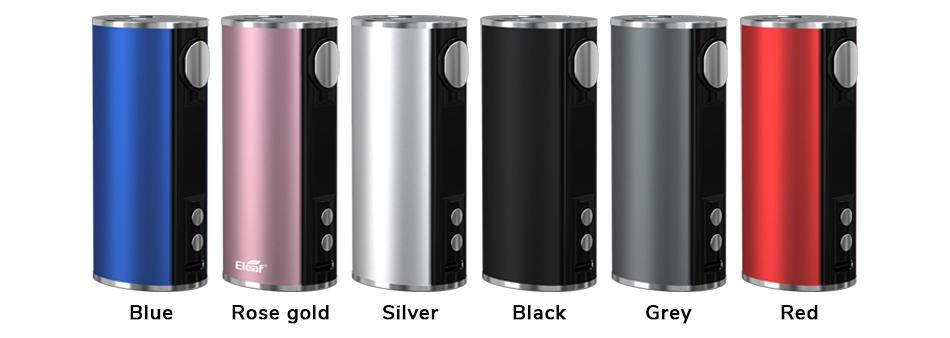Eleaf iStick T80 Battery Colors