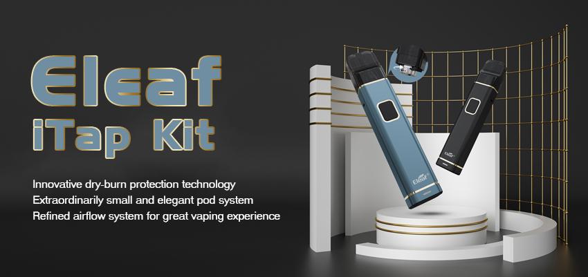 Eleaf iTap Kit Banner
