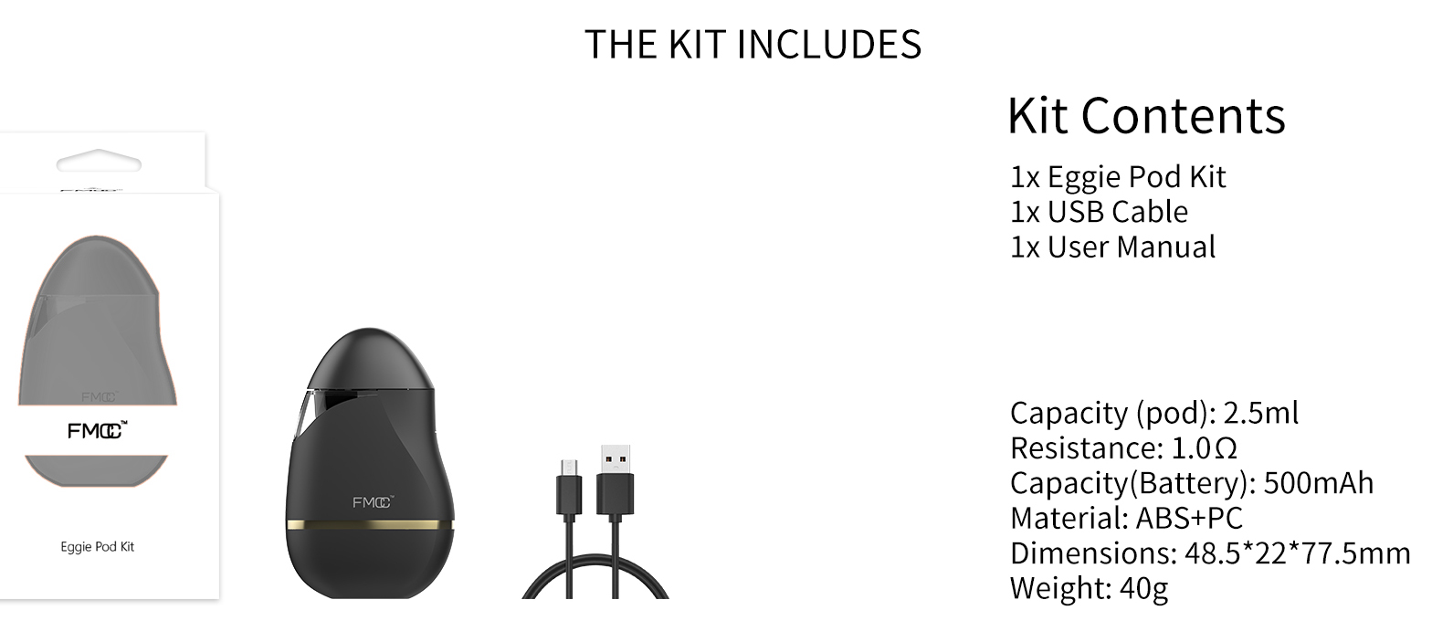 FMCC Eggie Pod Kit Features 01