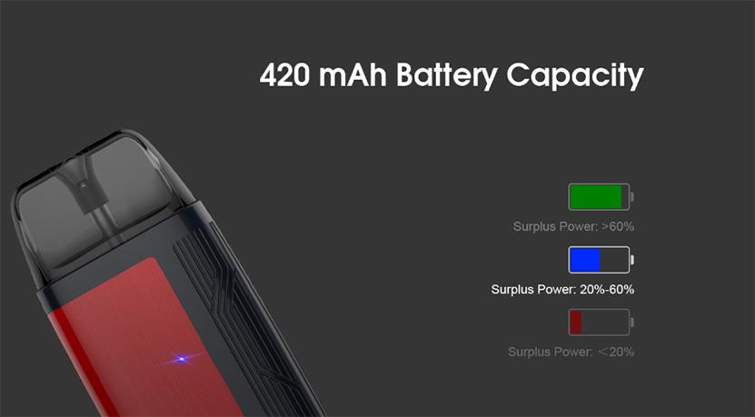 Find Pod Starter Kit Battery