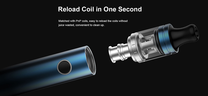 Finic P18 AIO Vape Pen Kit Reload