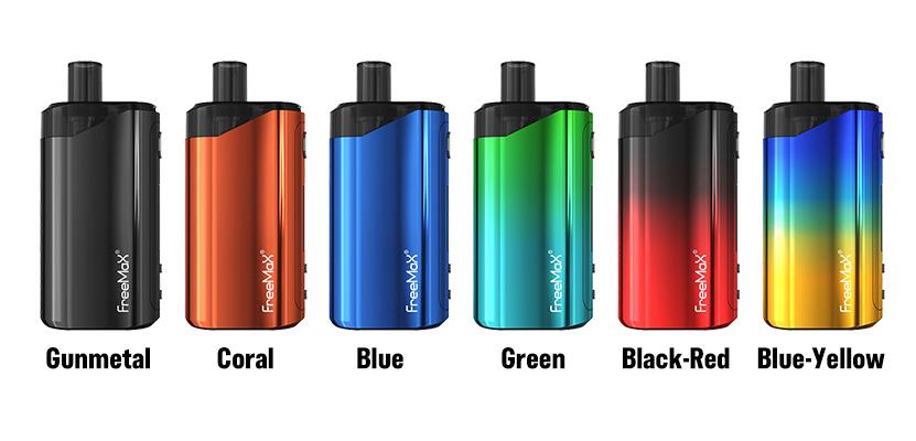 Freemax Autopod50 Kit Full Colors