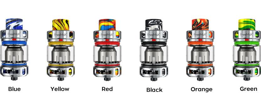 Freemax M Pro 2 Tank Full Colors