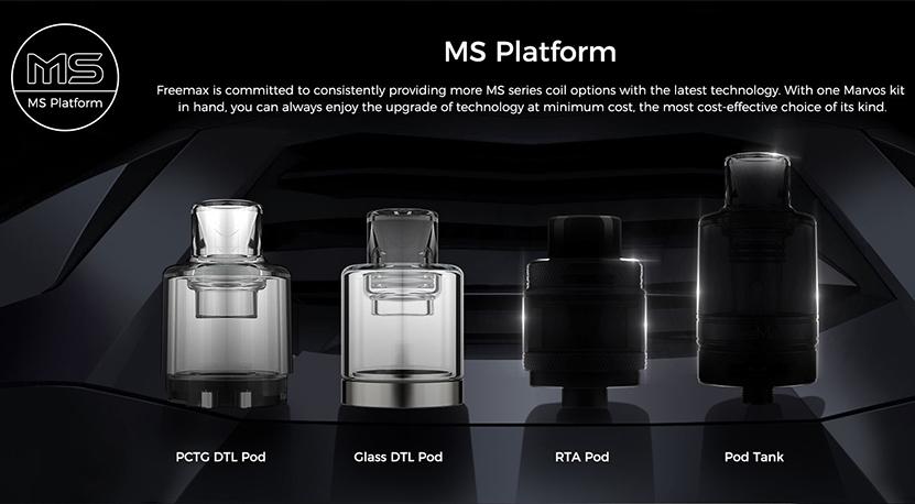 Freemax Marvos 60W Kit Feature 12