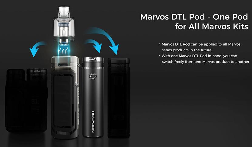 Freemax Marvos 60W Kit Feature 7