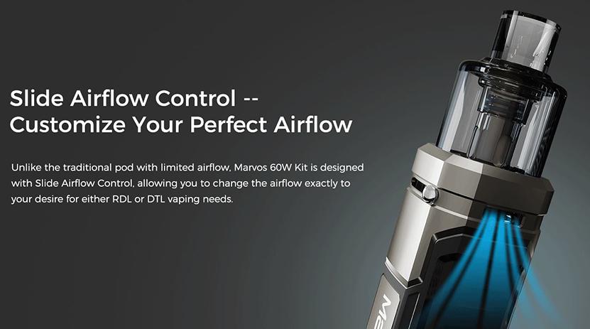 Freemax Marvos 60W Kit Feature 14