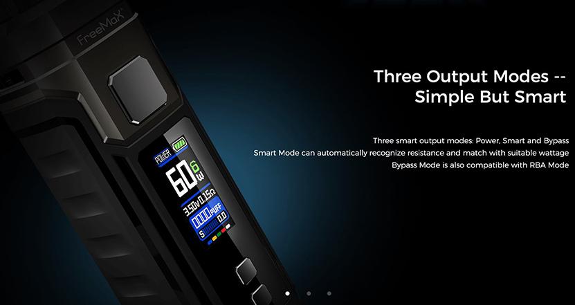 Freemax Marvos 60W Kit Feature 18